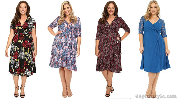 Dress for plus-size petite women | 40plusstyle.com