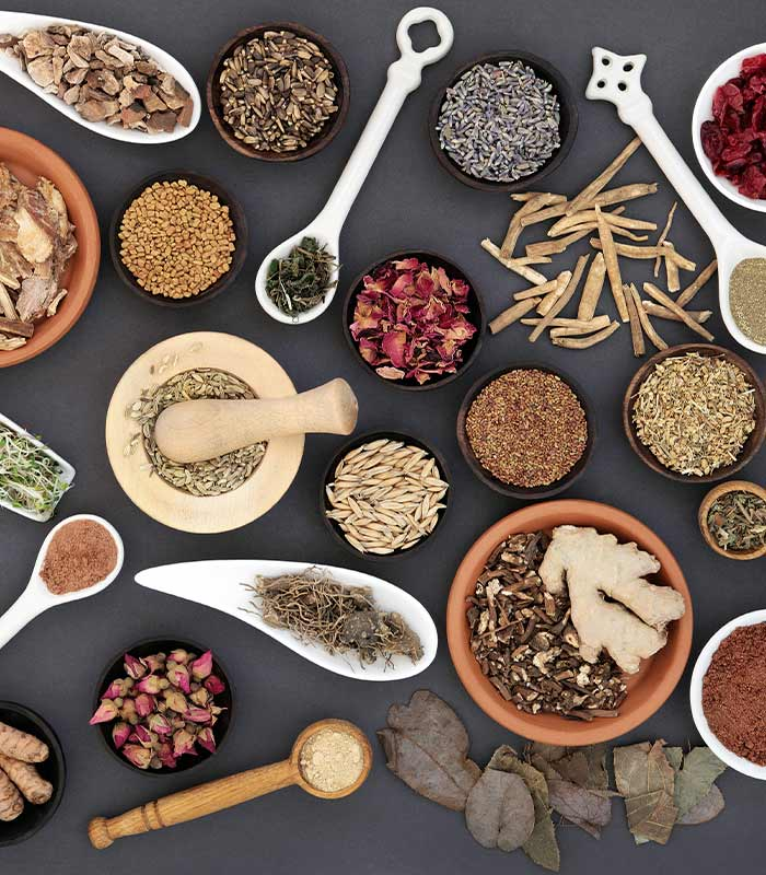 Foods that help with menopause