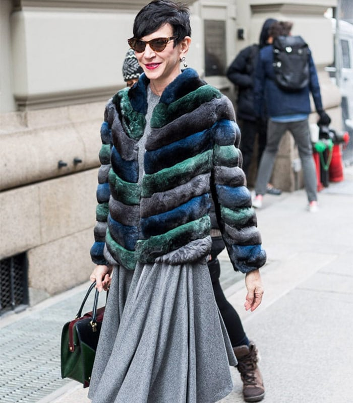 Streetstyle inspiration: wearing gray – 6 stylish looks, which one is your favorite?