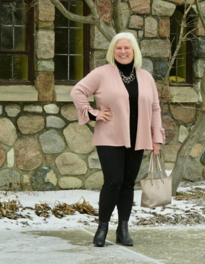 Practical, everyday confident with a bit of sass - A style interview with Julia