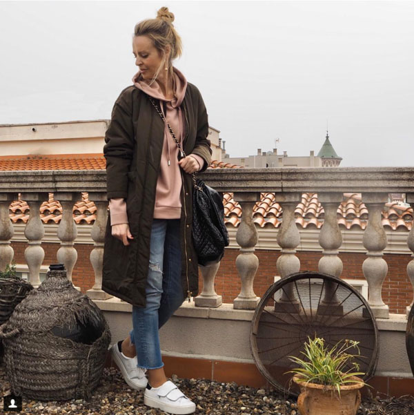 Casual style: layering | 40plusstyle.com
