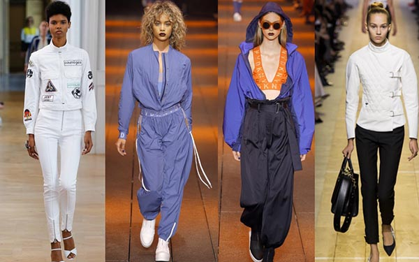 Spring 2017 trends for women over 40: Athleisure | 40plusstyle.com