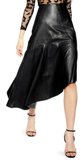 Asymmetrical skirt   40plusstyle.com