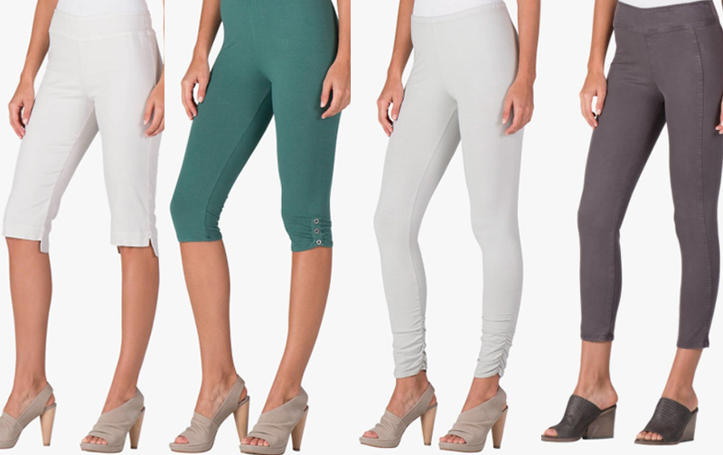 the best leggings to hide your belly | 40plusstyle.com