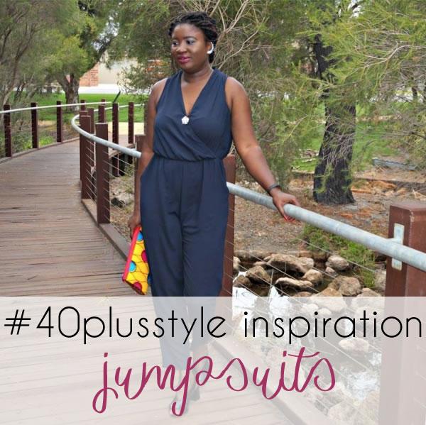 #40plusstyle inspiration: jumpsuits | 40plusstyle.com