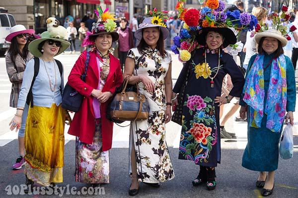 Floral prints | 40plusstyle.com | 40plusstyle.com