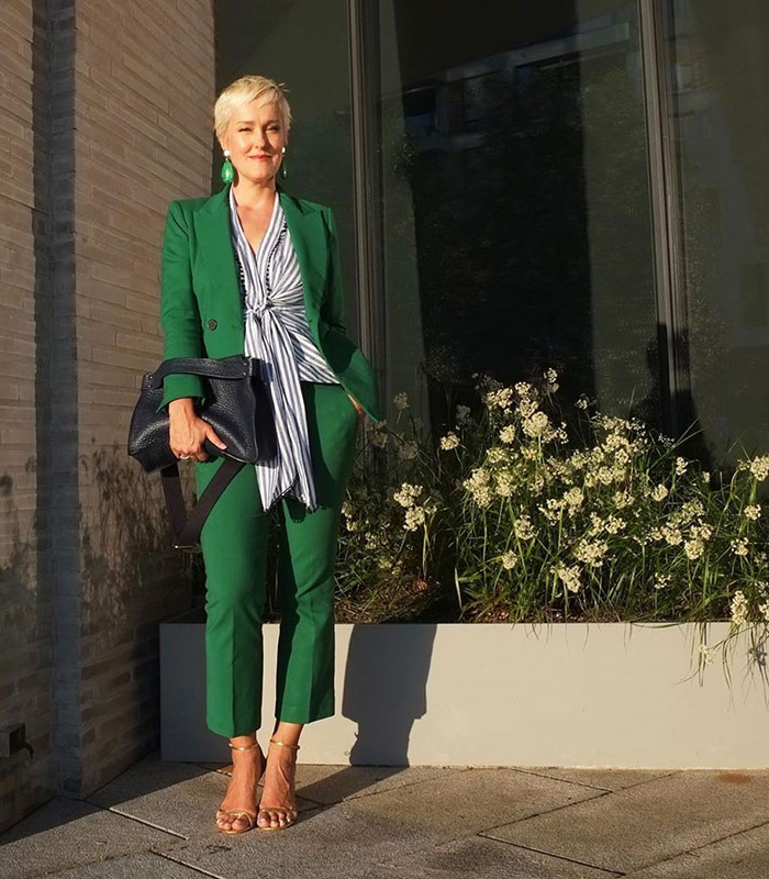 How to wear green – which of these color palettes and outfits is your favorite?