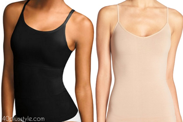 for camisole large breast Best support
