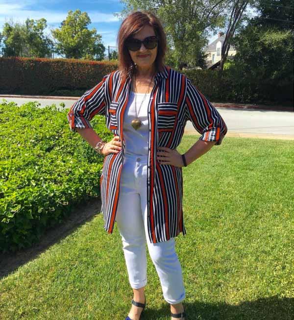 summer outfit Ideas: best sunglasses | 40plusstyle.com