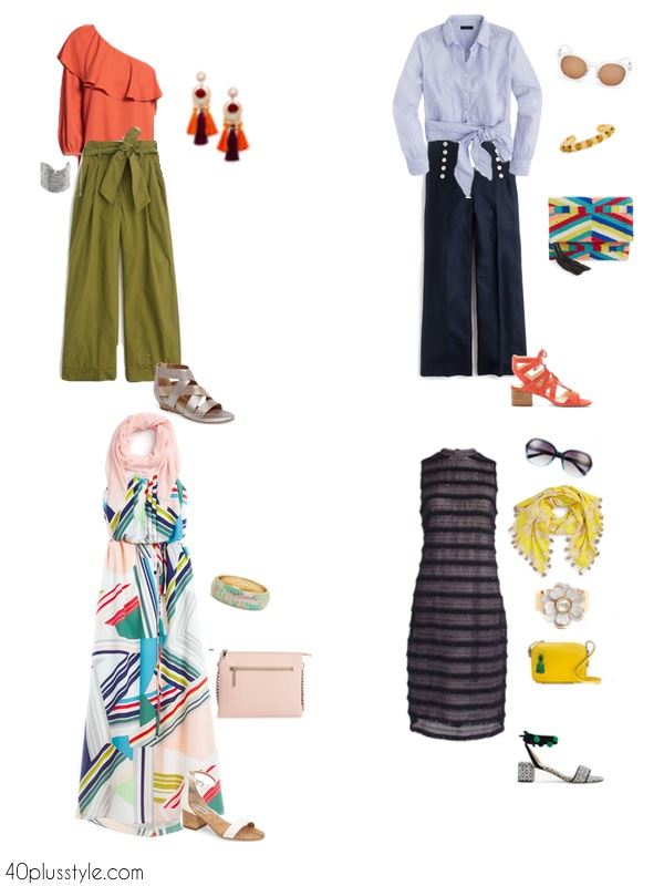 What To Wear An Outdoor Wedding 40plusstyle