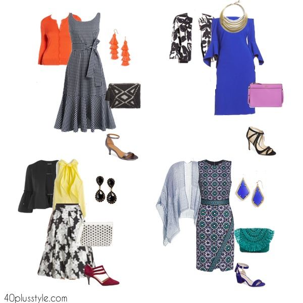 What to wear to a church wedding | 40plusstyle.com