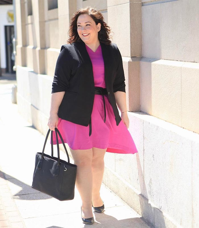 #40plusstyle Inspiration: Slimming Belts For A Smaller Waistline | 40plusstyle.com