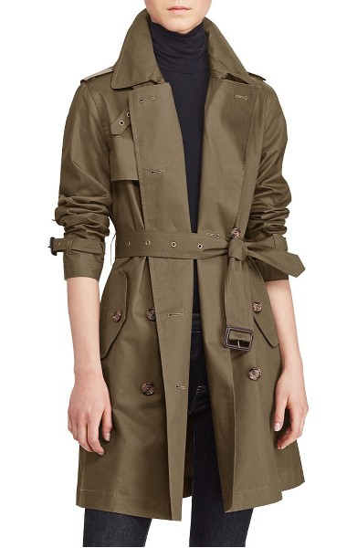 best womens trench coats | 40plusstyle.com