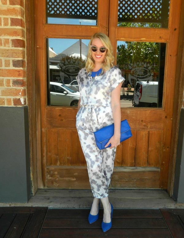 Classic and lady-like - a style interview with Malinda | 40plusstyle.com
