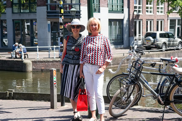 A sunny day in the Netherlands | 40plusstyle.com