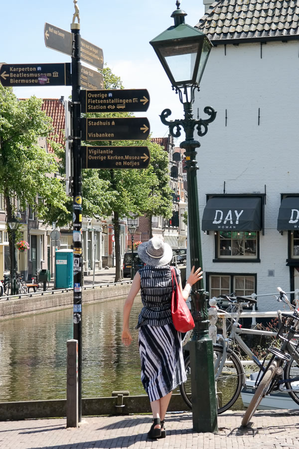 Explore the Netherlands in style! | 40plusstyle.com