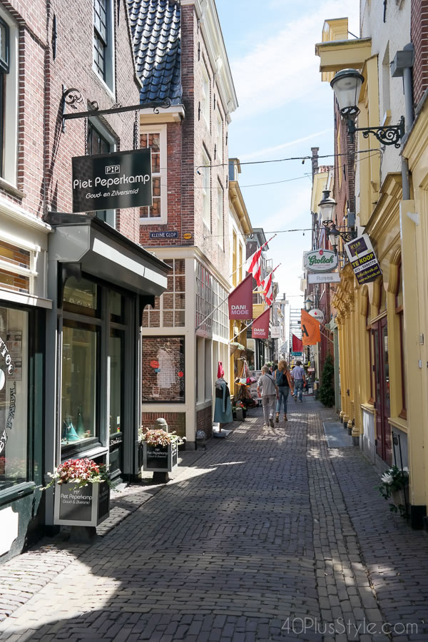 Travel to the Netherlands with Sylvia   40plusstyle.com