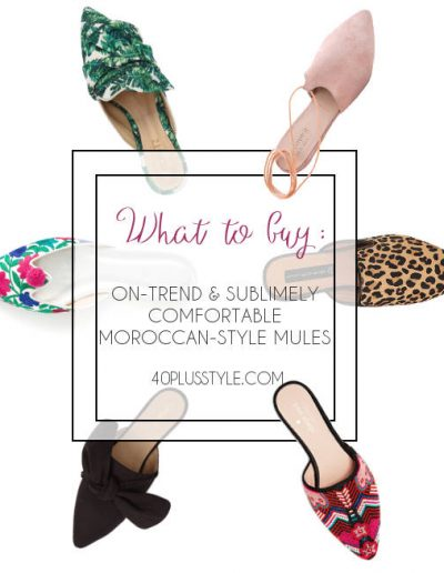 How to wear moroccan slippers and best styles | 40plusstyle.com