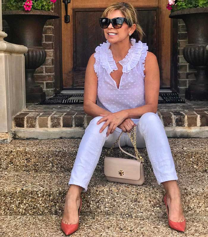 #40plusstyle inspiration: Sunglasses with style