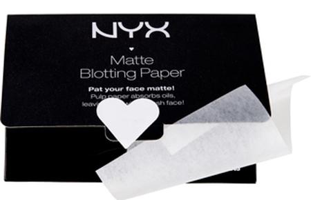 blotting paper | 40plusstyle.com