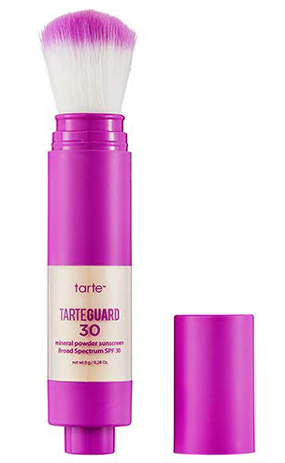 powder sunscreen | 40plusstyle.com