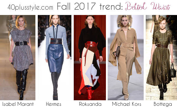 best belts for fall | 40plusstyle.com