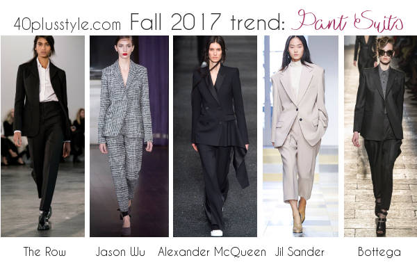 fall work clothes | 40plusstyle.com