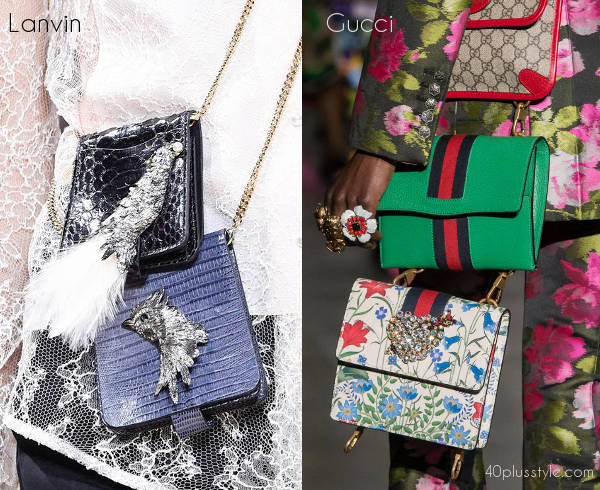 how to layer your cross body bag | 40plusstyle.com