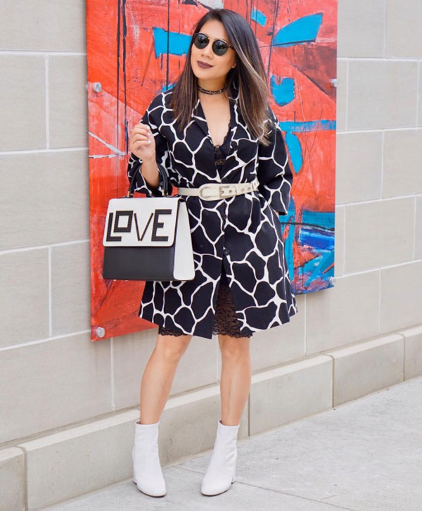 Bold looks with boots | 40plusstyle.com