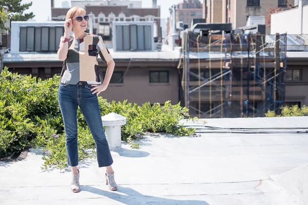 The perfect pair of jeans for women | 40plusstyle.com