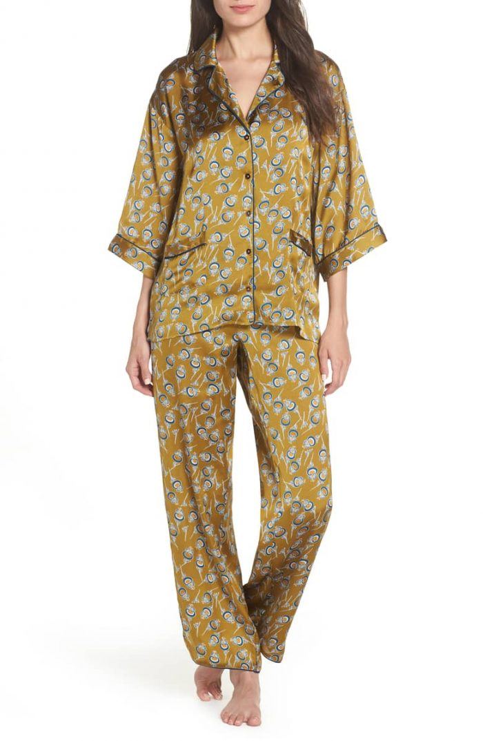 Beautiful pajamas for women over 40 | 40plusstyle.com