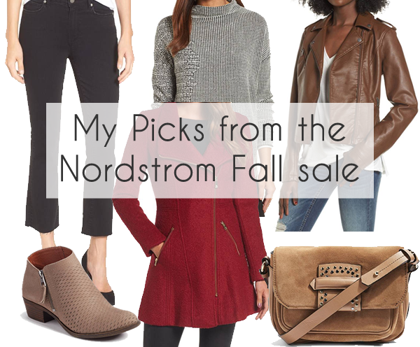 My picks from the Nordstrom Fall Sale