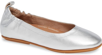 FitFlop ballet flat | 40plusstyle.com