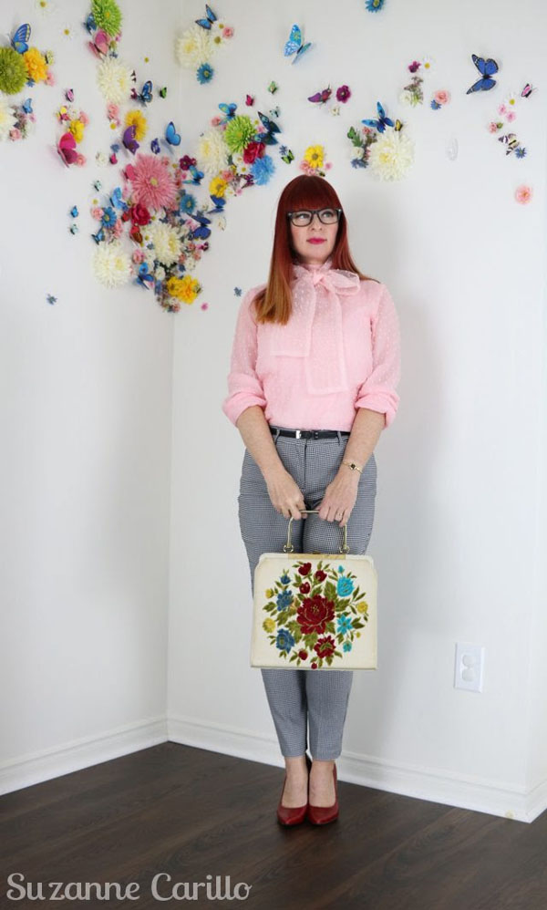 vintage outfits and how to find them | 40plusstyle.com