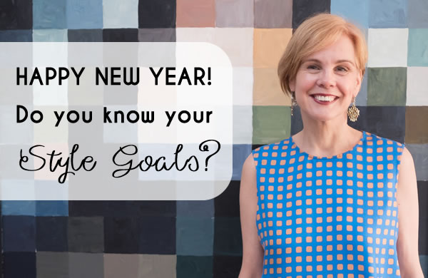 Bye bye 2017 – Hello 2018: Let's review and set your 2018 style goals!
