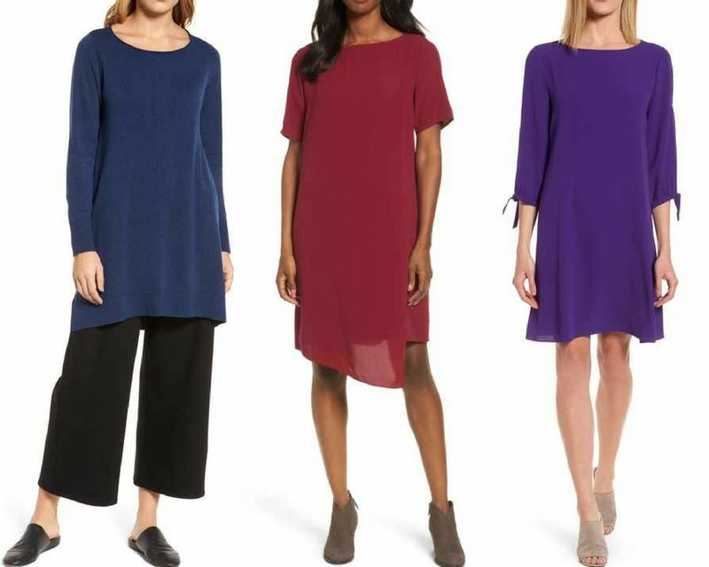 The best sale items from Eileen Fisher that are perfect for transitioning into spring | 40plusstyle.com
