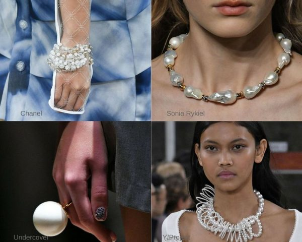 Spring and summer trends: pearls | 40plusstyle.com
