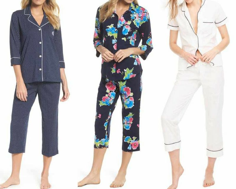 Stylish pajamas for women over 40 | 40plusstyle.com