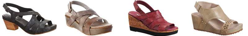 antelope women's shoes for arch support | 40plusstyle.com