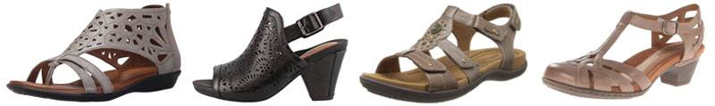 Cobb Hill women's shoes for arch support | 40plusstyle.com