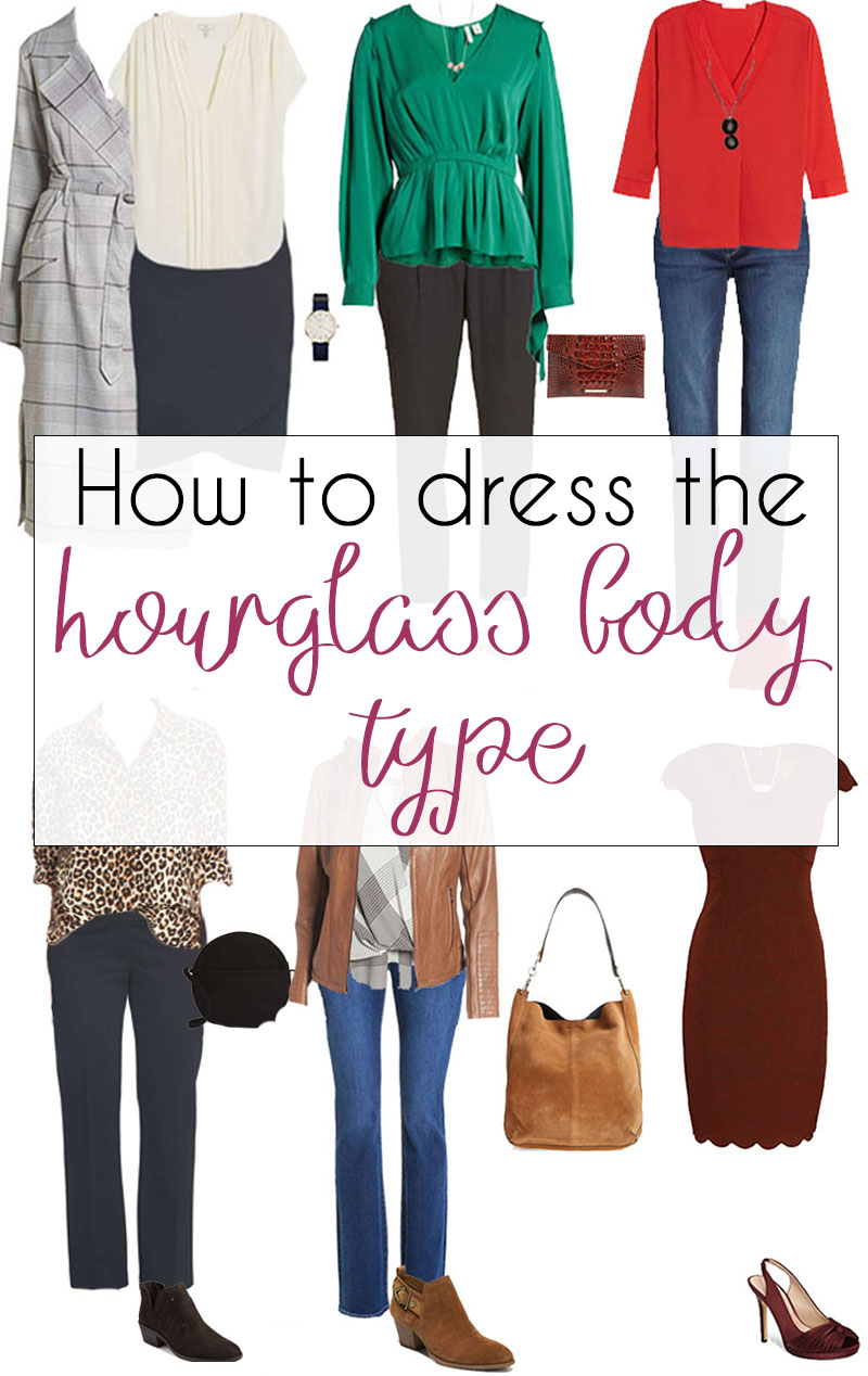 Style tips for women: how to dress the hourglass body | 40plusstyle.com