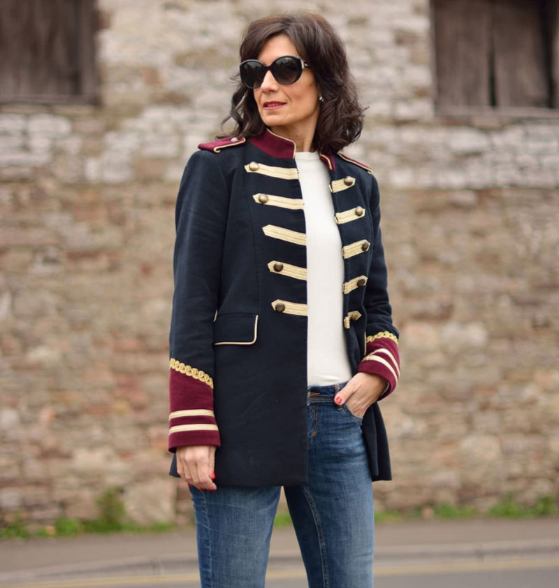 blazer outfits for women over 40 | 40plusstyle.com