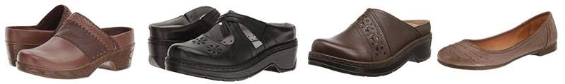 Klogs women's shoes for arch support | 40plusstyle.com