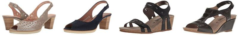 Mephisto women's shoes for arch support | 40plusstyle.com