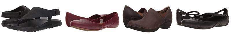 Merell women's shoes for arch support | 40plusstyle.com