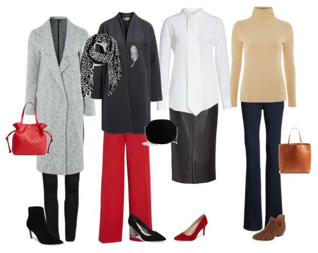 Autumn pieces for transitional dressing | 40plusstyle.com