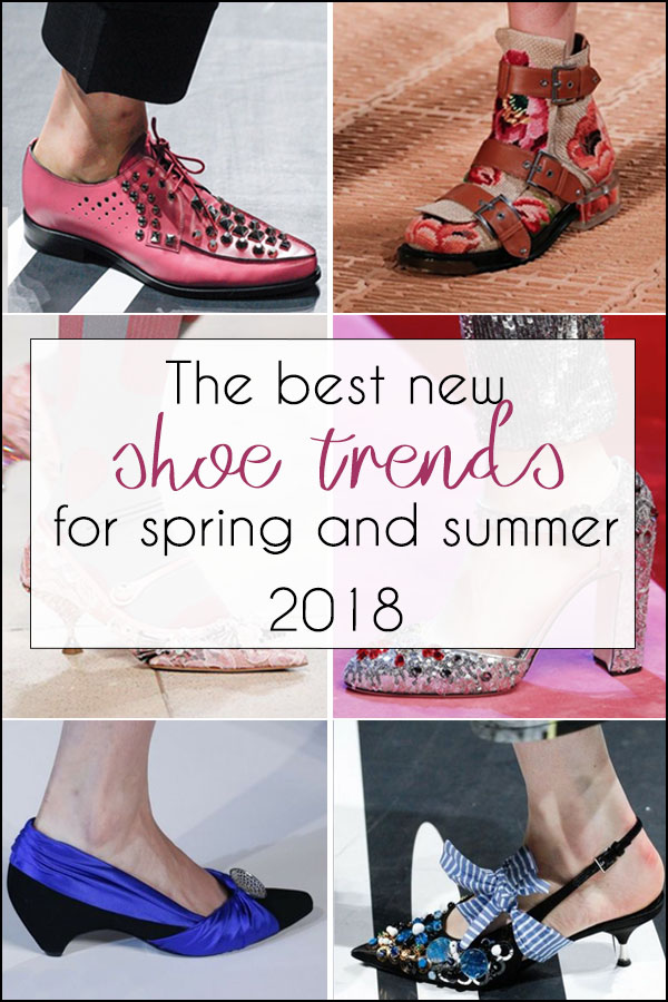 94eb103b554175 The best spring and summer shoe trends 2018