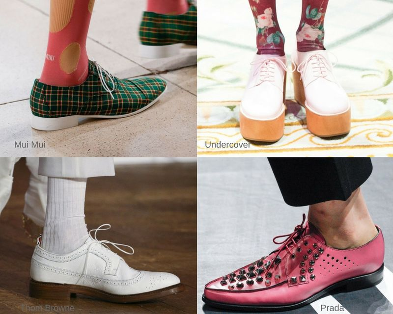 Stylish brogues for women | 40plusstyle.com