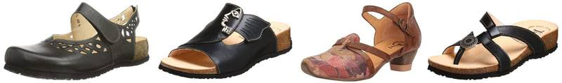 Think women's shoes for arch support | 40plusstyle.com