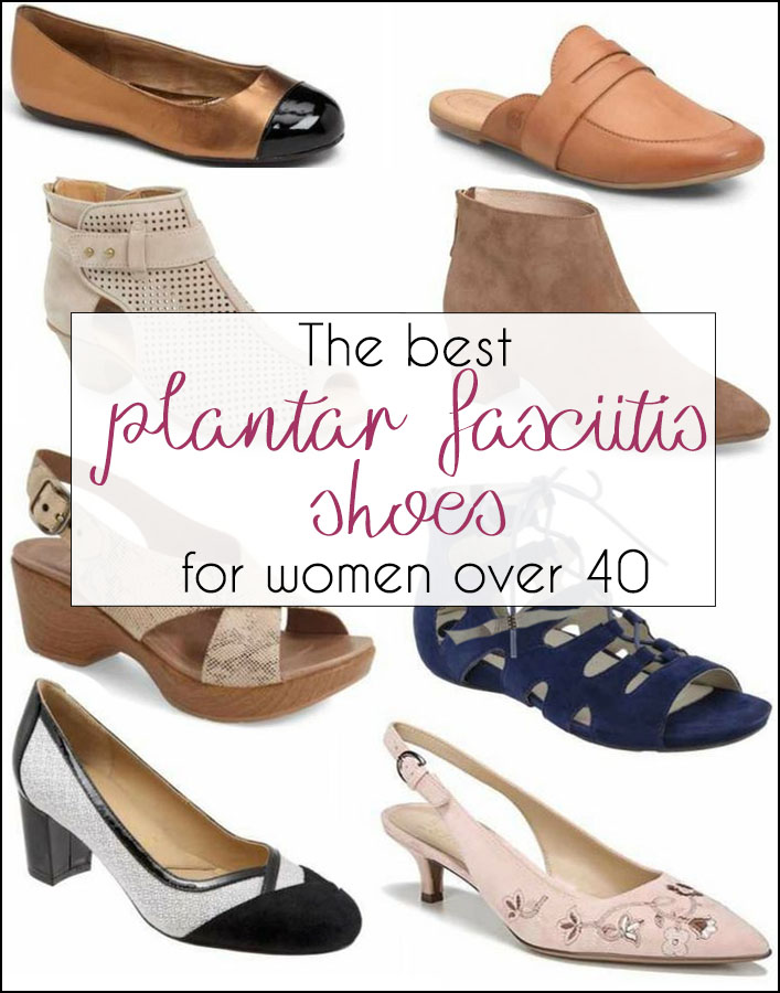 The best plantar fasciitis shoes for women over | 40plusstyle.com